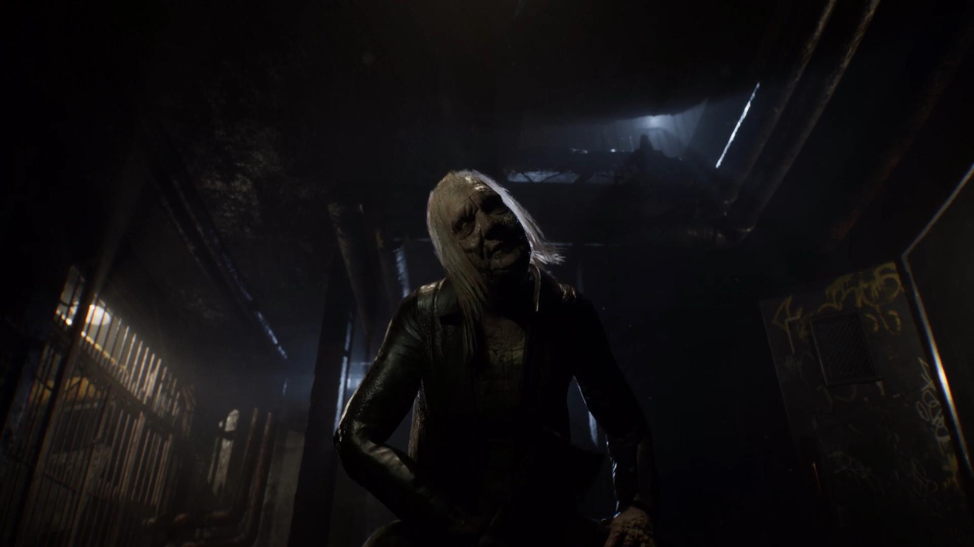 恐怖游戏《恐怖妄想》新预告 女性怪物身材真好