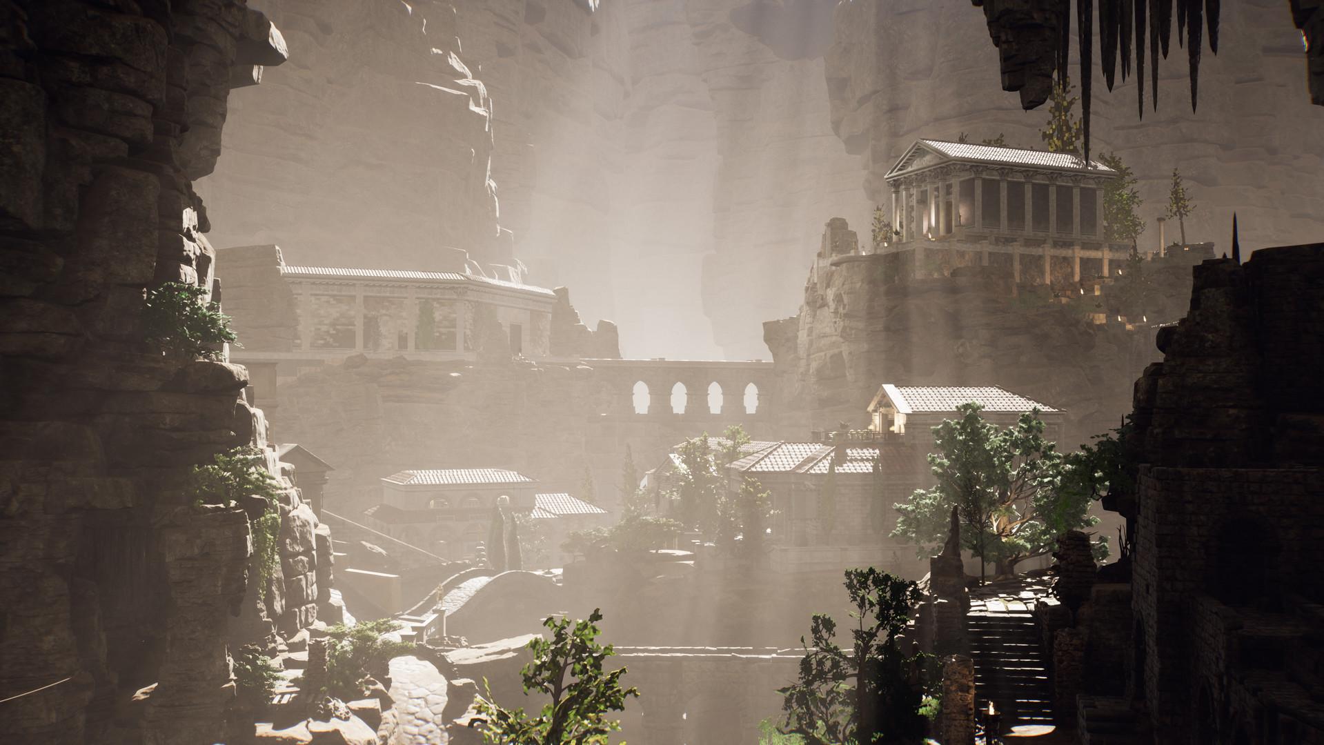 老滚MOD改编 《遗忘之城》延期至2021年春季发售