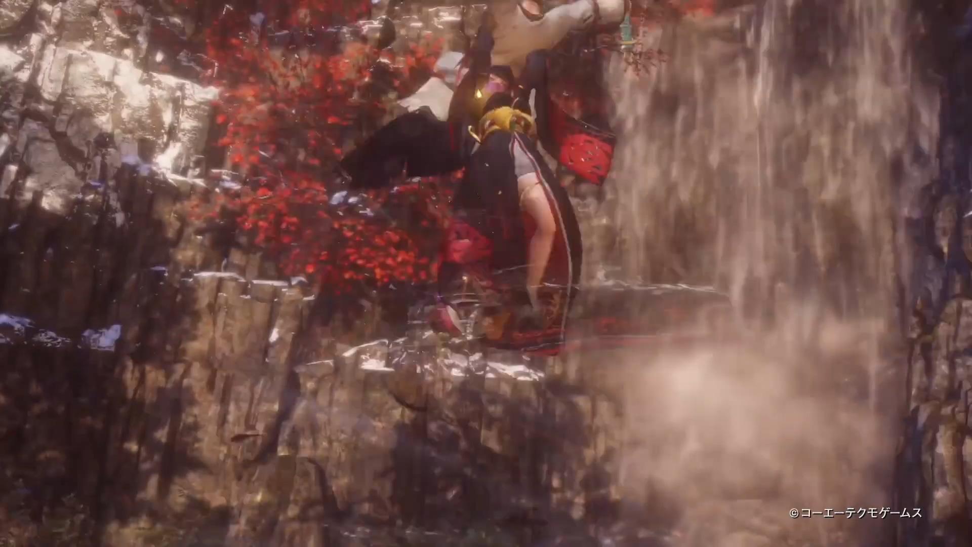 """《仁王2》DLC""""太初武士秘史""""发售预告 众多秘密揭晓"""
