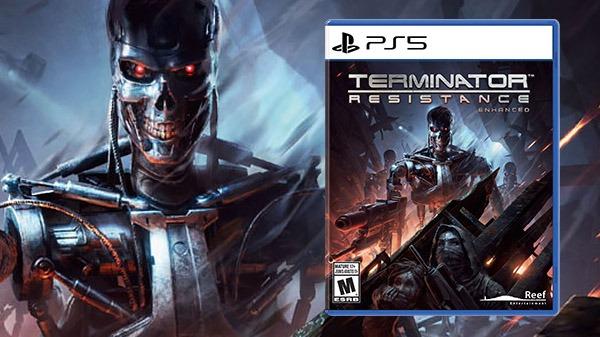《终结者:反抗军》增强版面向PS5平台公布 将于2021年3月26日推出