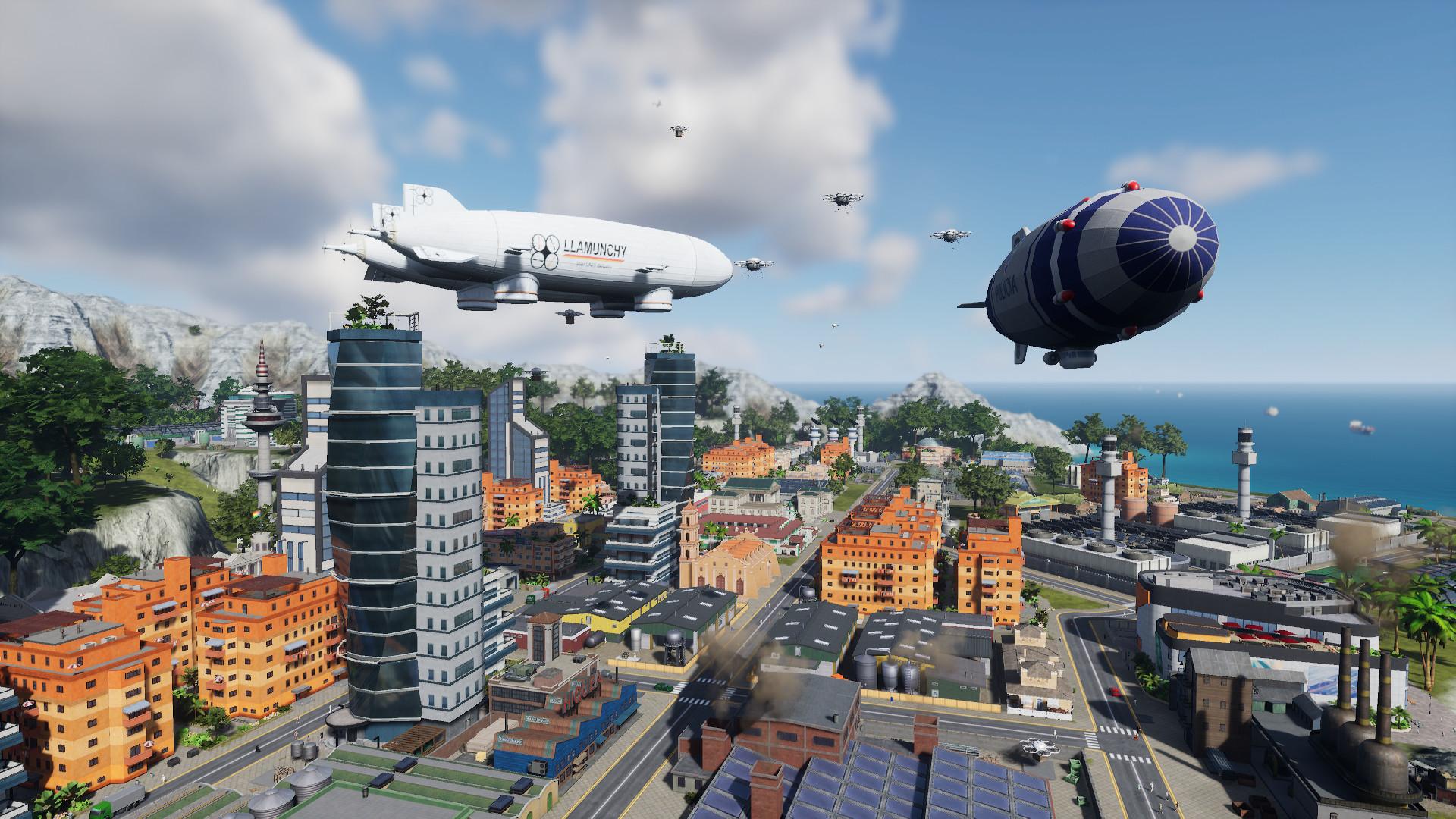《海岛大亨6》加勒比海的天空DLC新增多项内容