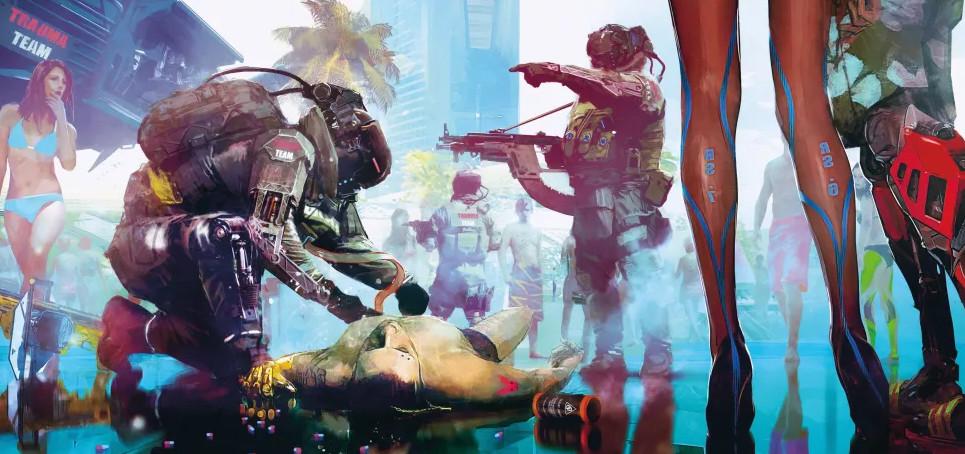 可惜!外媒PC Gamer盘点了《赛博朋克2077》砍掉的9个功能