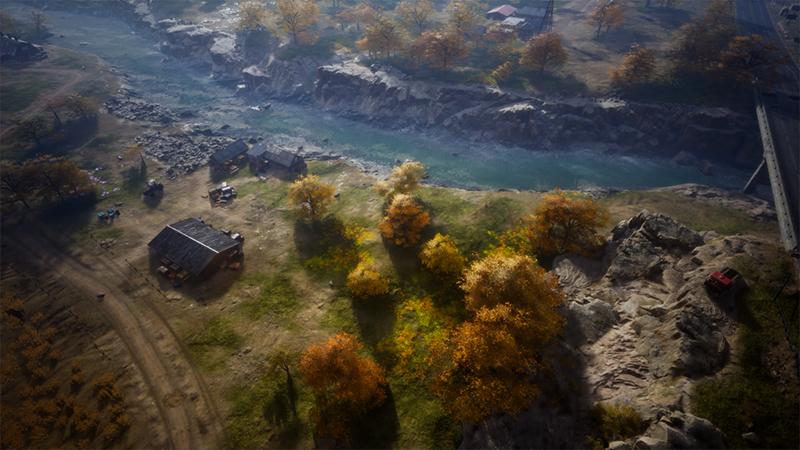《烈火战马》Steam抢先体验版介绍,1月上演惊喜二重奏