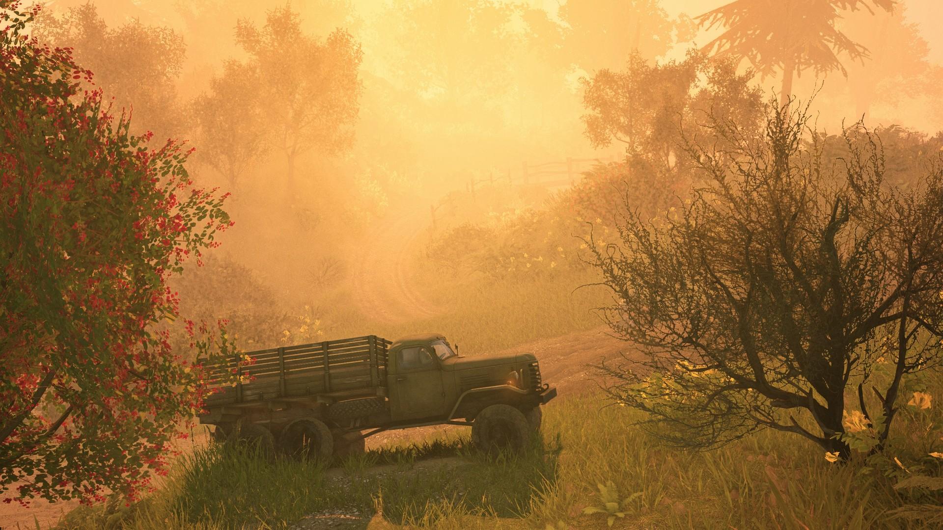 越野巨轮Spintires的China Adventure DLC正式上线 一款优秀独立游戏