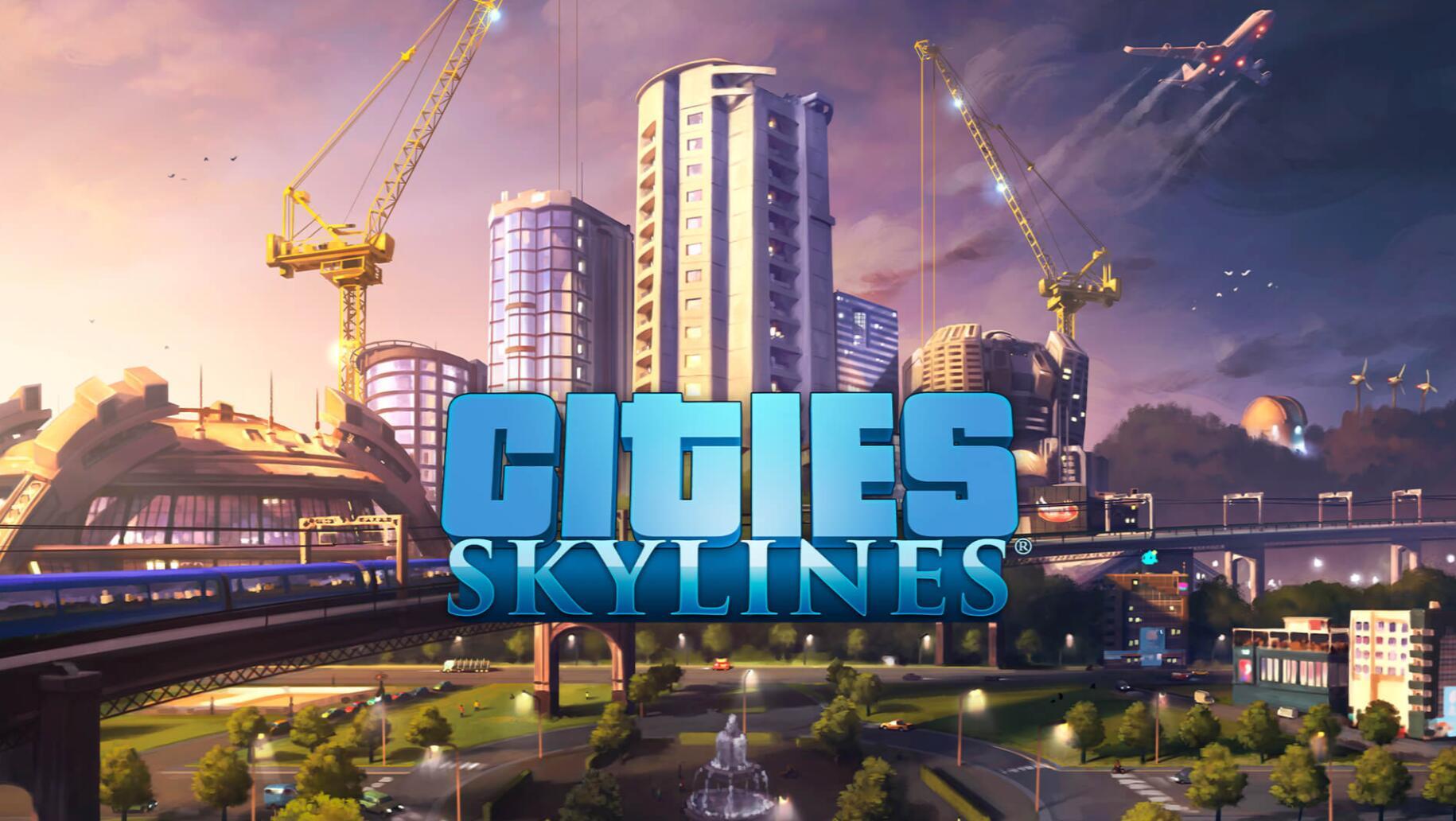 Epic每日喜加一更新 免费领《城市:天际线》