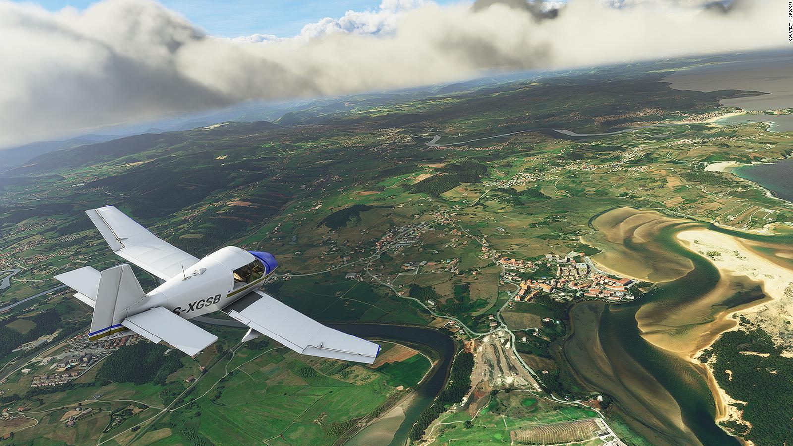 新里程碑:《微软飞行模拟》全球玩家已达200万