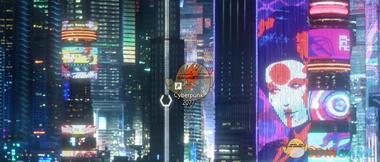 《赛博朋克2077》武士图标集