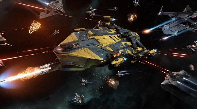 《星际公民》Alpha 3.12版预告 官方微电影公布