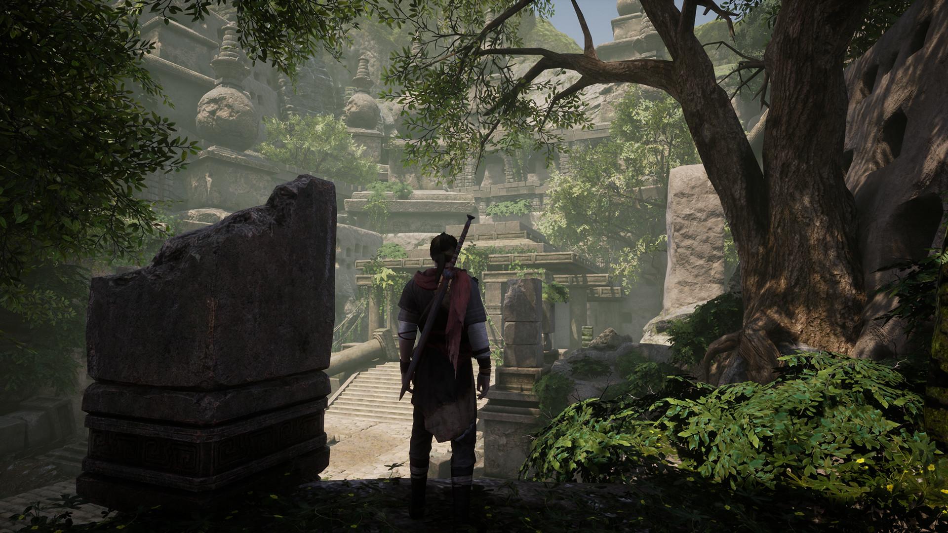 《轩辕剑7》加入键鼠自定义 新BOSS、多周目玩法上线