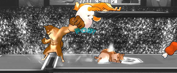 大乱斗游戏《动物之鬪:竞技场》现已在Steam推出 支持中文