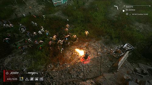 末世动作射击游戏《Z字特遣队》12月18日登陆Steam体验测试