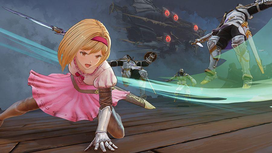 《碧蓝幻想:Relink》主视觉图及游戏截图公布