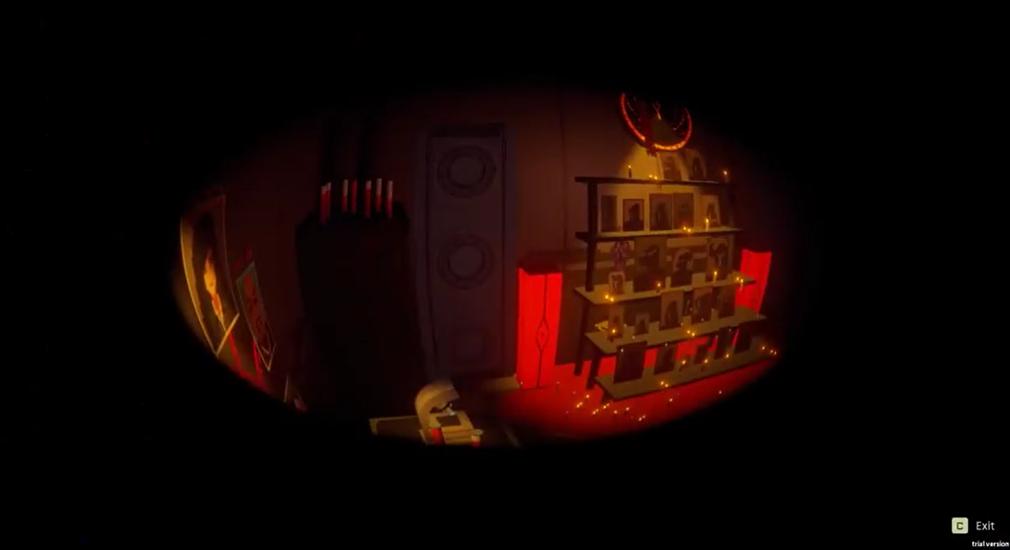 《纪元变异》新简短演示 展示游戏内诡异的房间