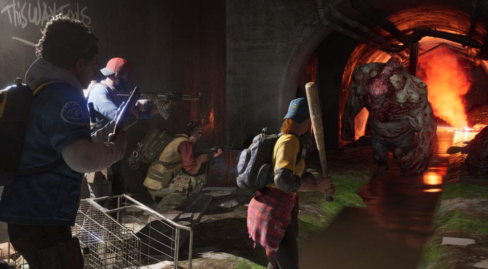 《求生之路》开发商新作《喋血复仇》封测开始 新视频公布