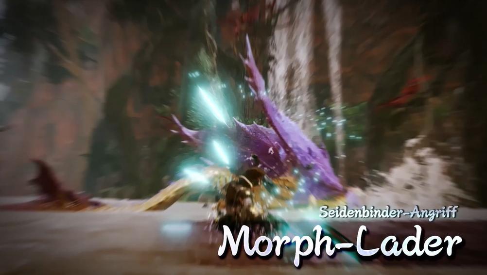 《怪物猎人:崛起》大剑,斩斧动作介绍影像公布