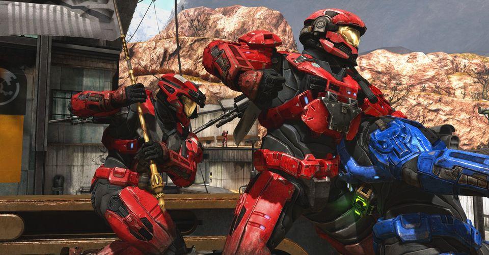 343宣布Xbox360平台《光环》在线服务明年终止