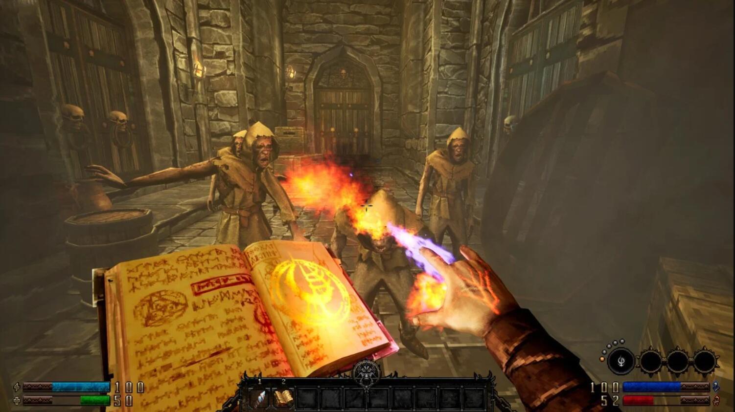 中世纪风格FPS游戏《Graven》公布最新预告片