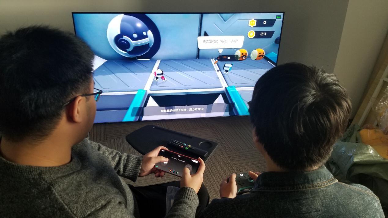 腾讯START云游戏TV版评测:玩游戏从未如此便捷