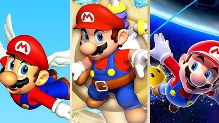 《超级马里奥3D合集》限时销售只是任天堂庆祝方式