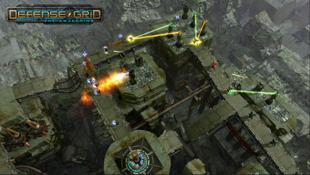 Epic喜加一:《防御阵型:觉醒》免费领