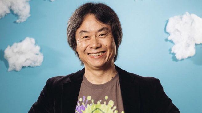 宫本茂孩子喜欢玩SEGA游戏 外孙已经能玩蘑菇队长