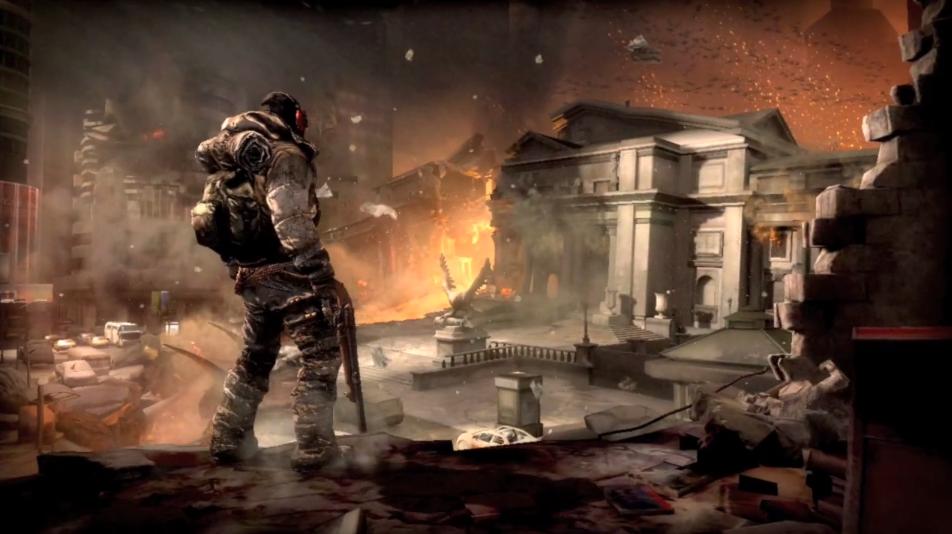 id曾开发了COD风格的《毁灭战士4》 早期视频流出