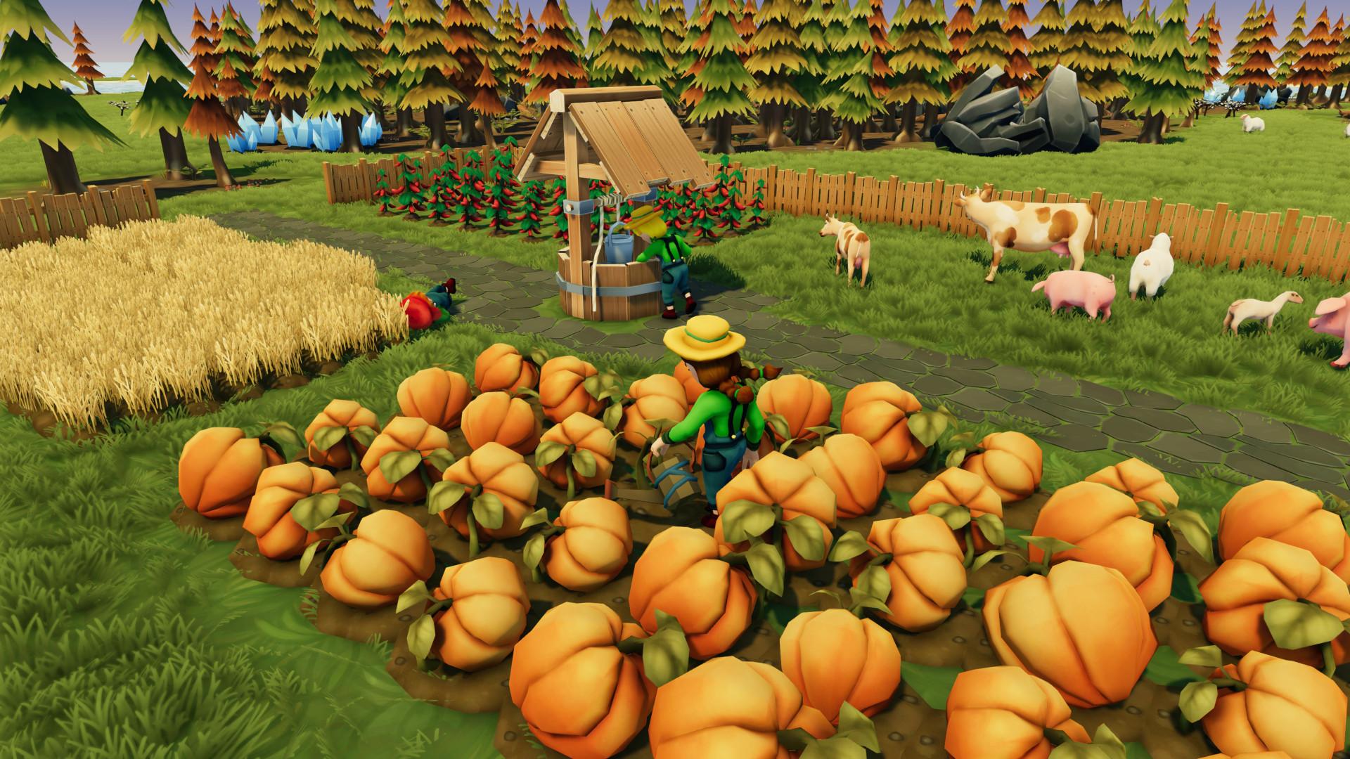 模拟经营游戏《开拓者的财富》Steam新史低促销 仅售59元