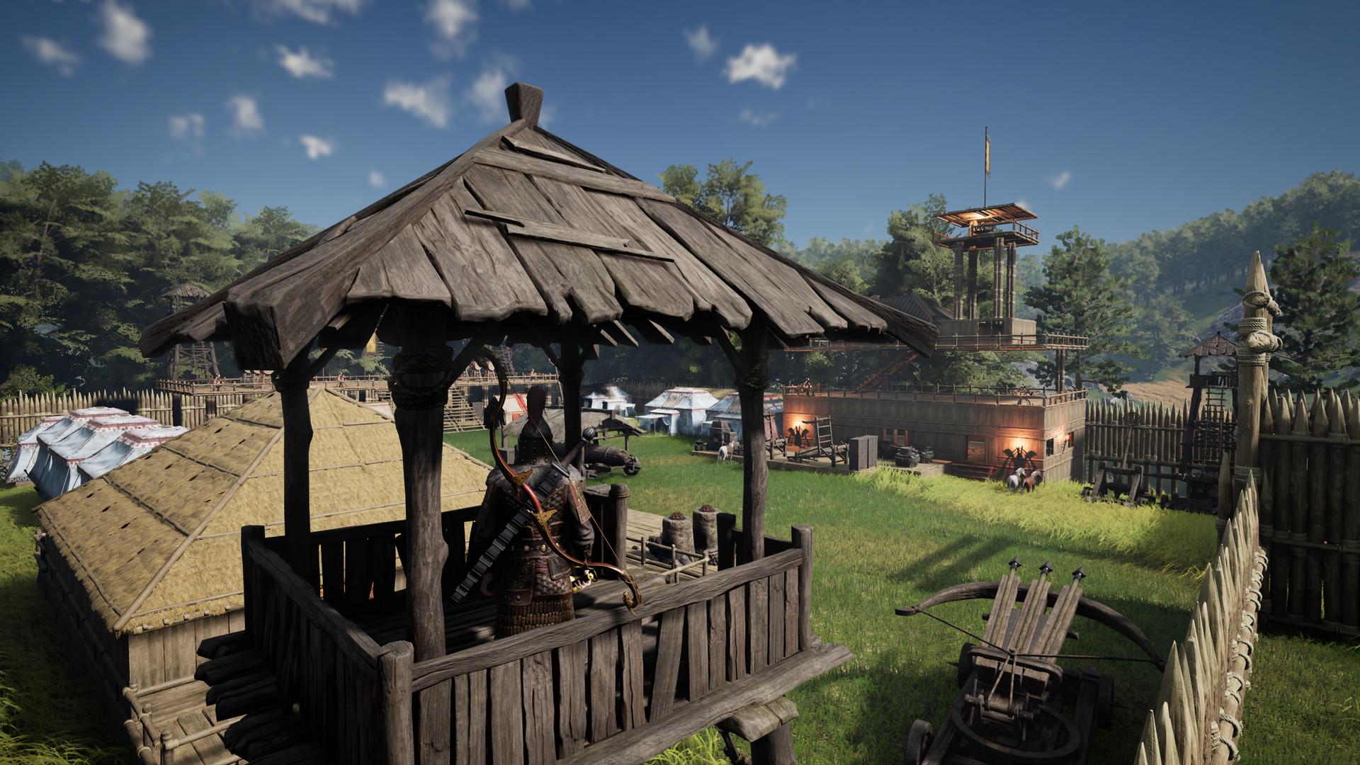 国产沙盒游戏《帝国神话》上架Steam PC配置公开