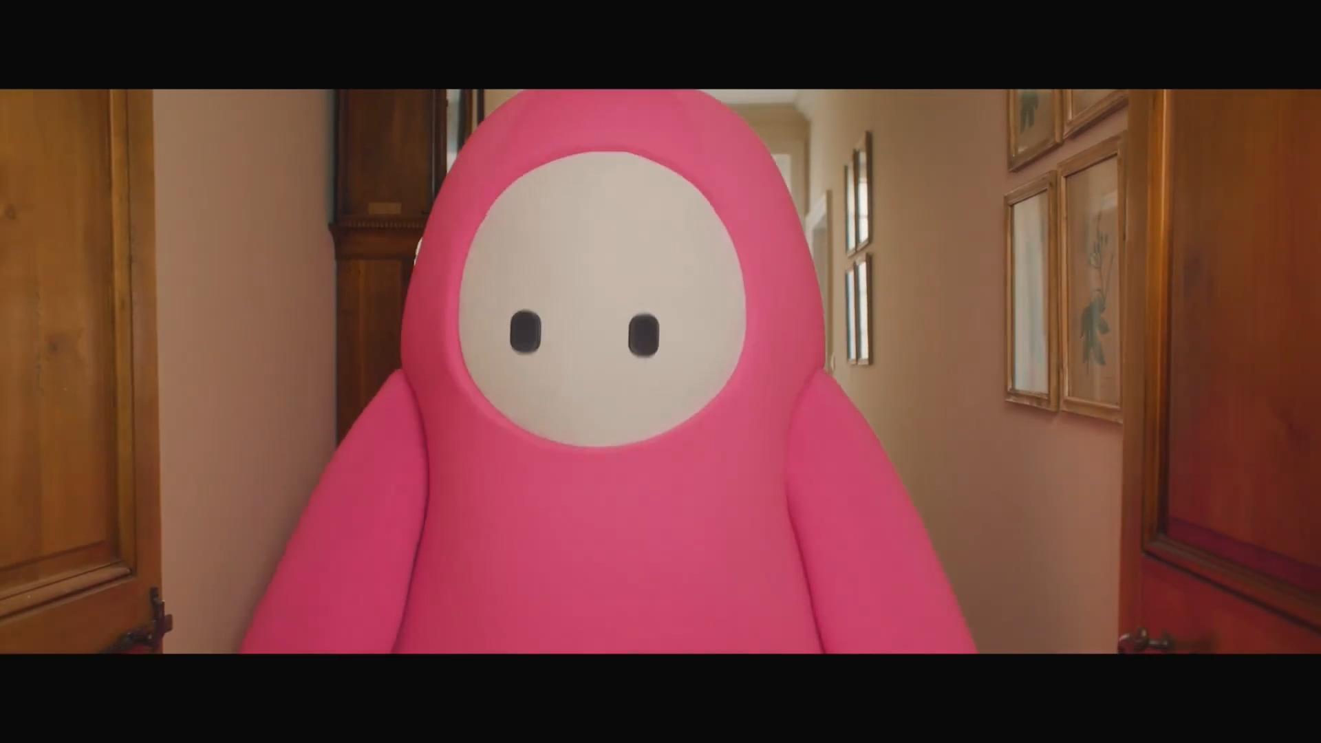 《糖豆人:终极淘汰赛》圣诞节宣传影像 赠送节日皮肤