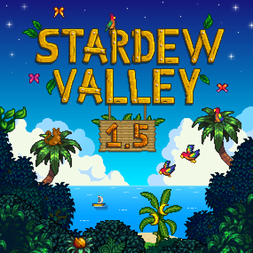 《星露谷物语》1.5版本更新细节公开 已上线PC