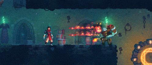 《死亡细胞》新更新上线 新增武士刀圣诞老人服装等