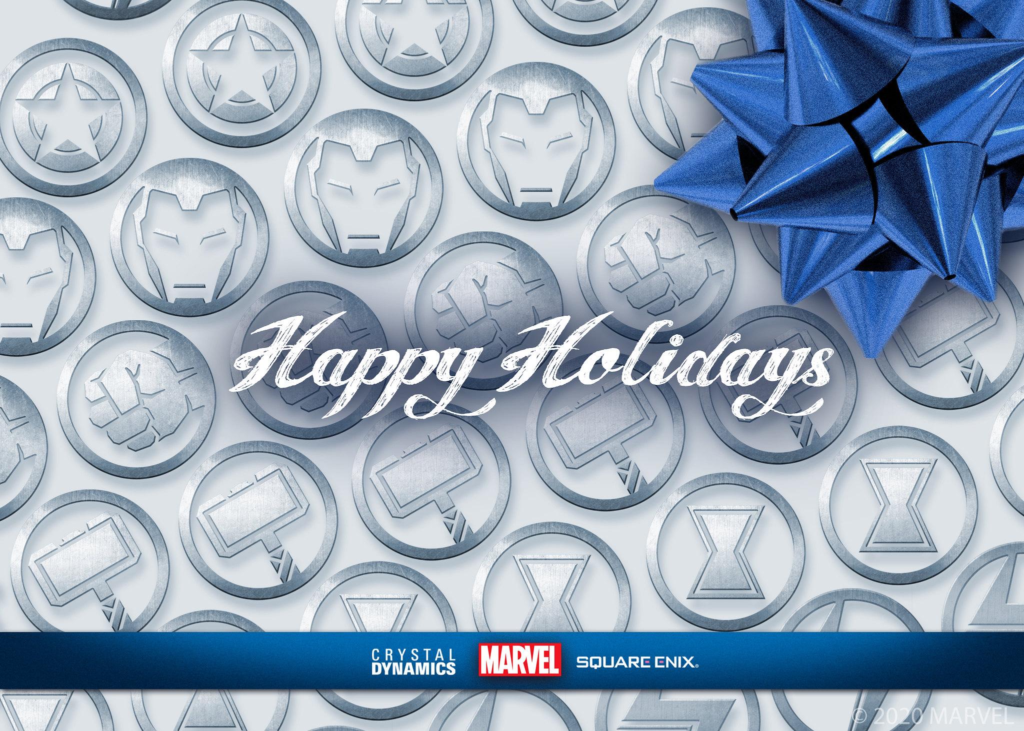 圣诞快乐!索尼发布大量游戏厂商年末节日贺卡
