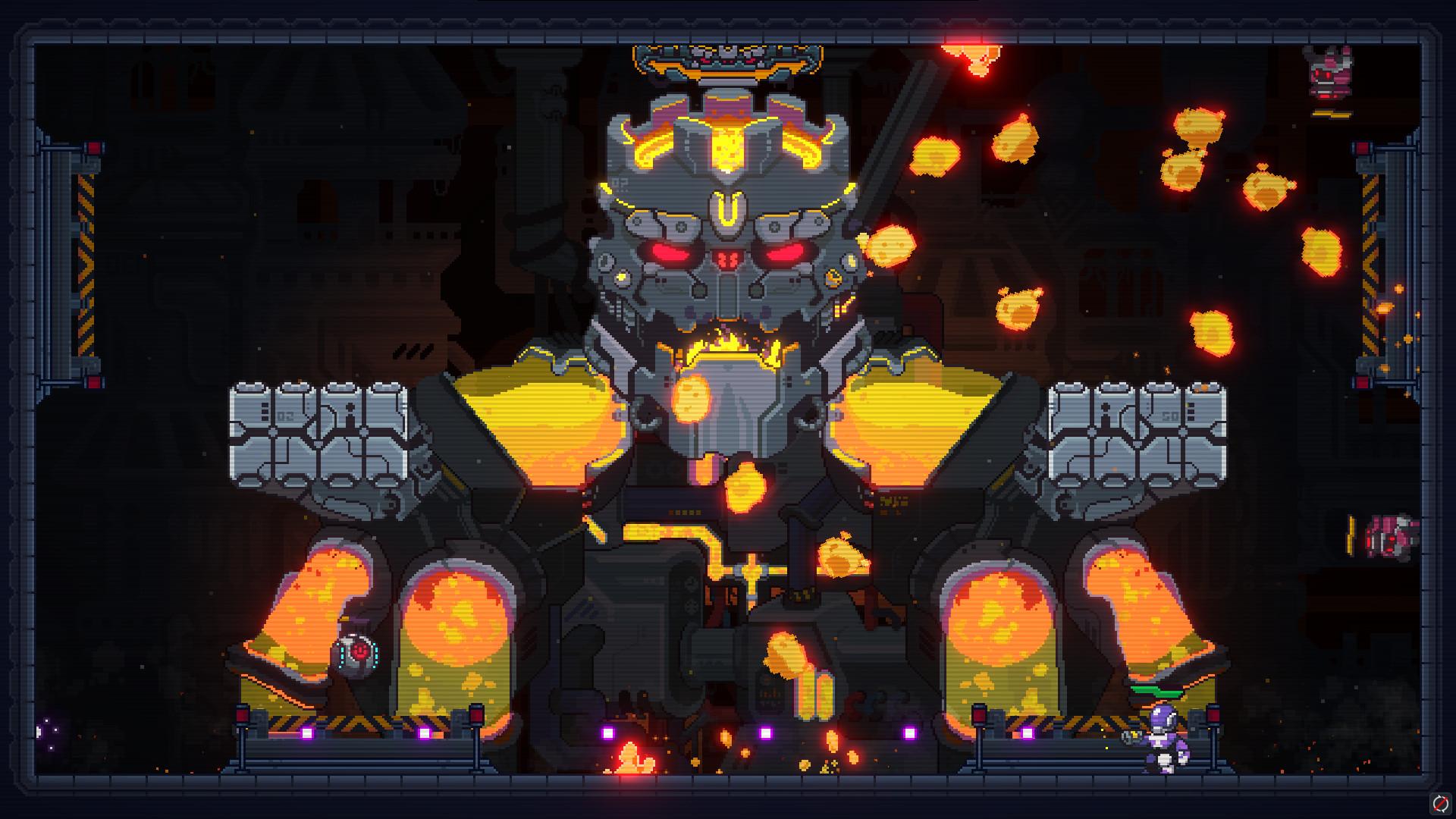 横版射击游戏《重力英雄》明年3月31日发售 登陆PC/NS/PS4/XB1