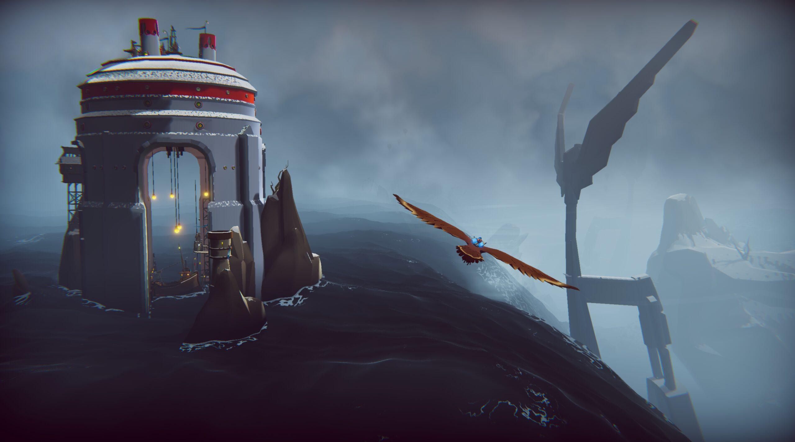 《空战猎鹰》海妖DLC已免费为所有玩家开放