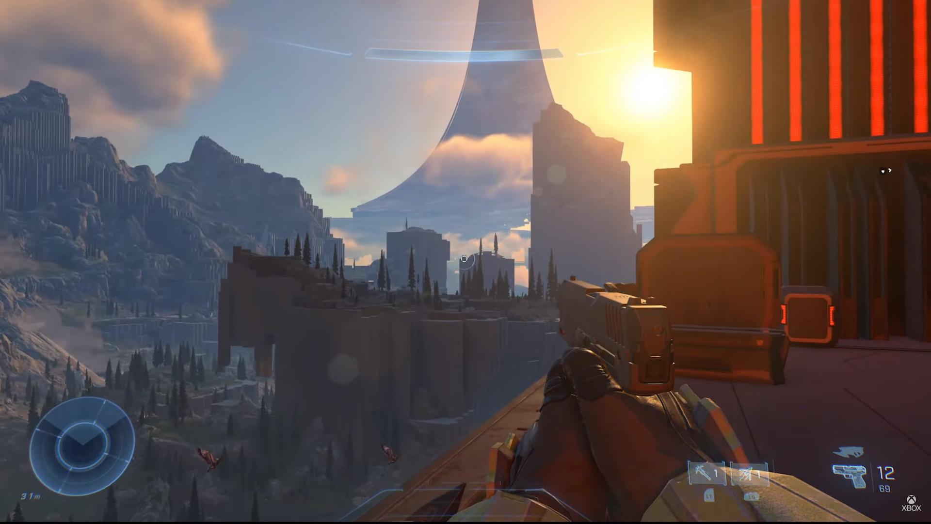 343官方人员否认取消XboxOne版《光环:无限》