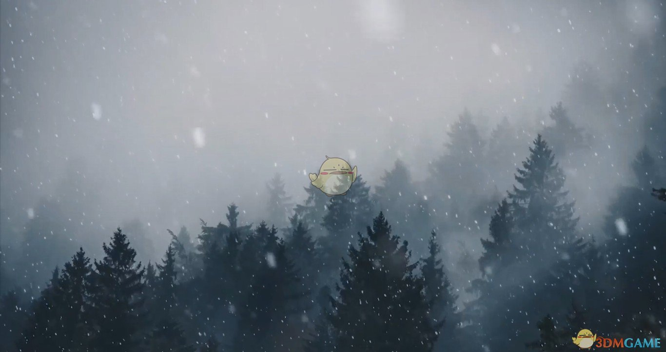 《Wallpaper Engine》大雪针叶林动态壁纸