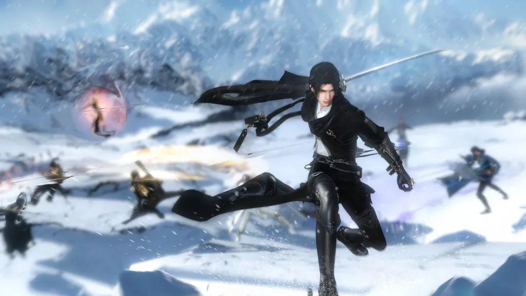 """""""是兄弟就来砍我""""的背后,是MMORPG中多人PK的热血"""
