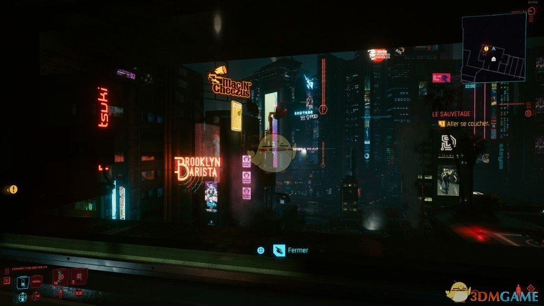 《赛博朋克2077》索尼手柄按键提示补丁