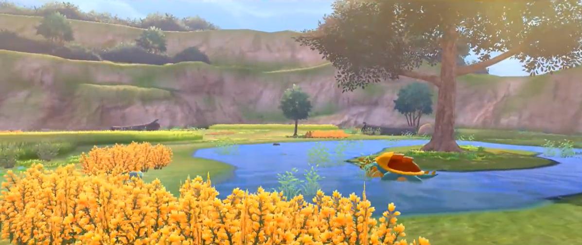《宝可梦:剑/盾》自然纪录宣传片 探索伽勒尔地区
