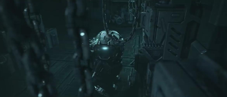 用户自制《Among Us》惊悚动画 内鬼竟是外星生物