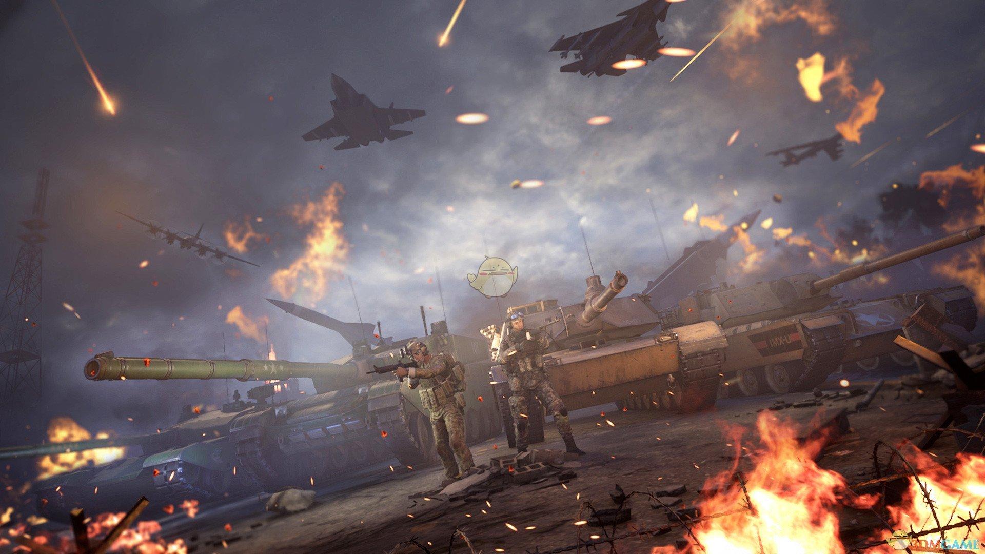 《烈火战马》游戏配置要求一览