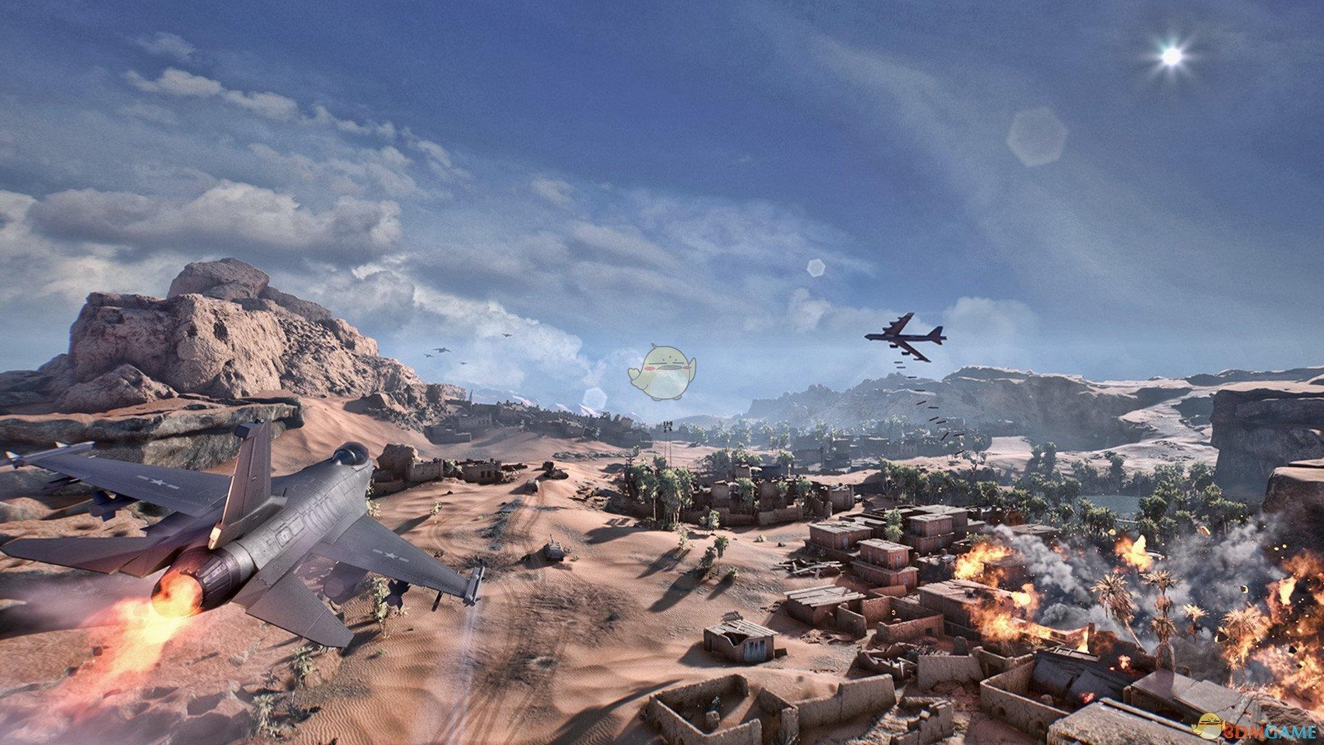《烈火战马》游戏特色内容介绍