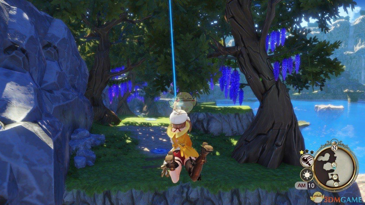 《莱莎的炼金工房2:失落的传说与秘密妖精》核心驱动作用效果介绍