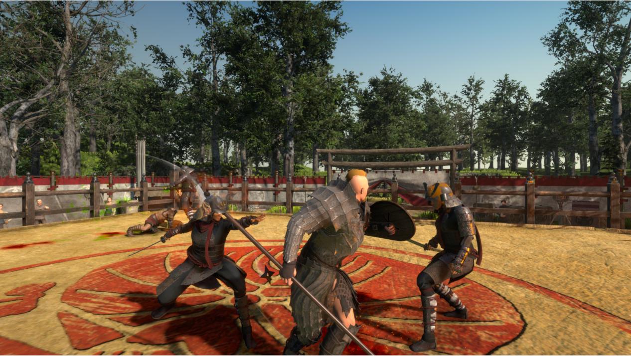 国产《黑荆棘角斗场》史低34元 全新DLC上线