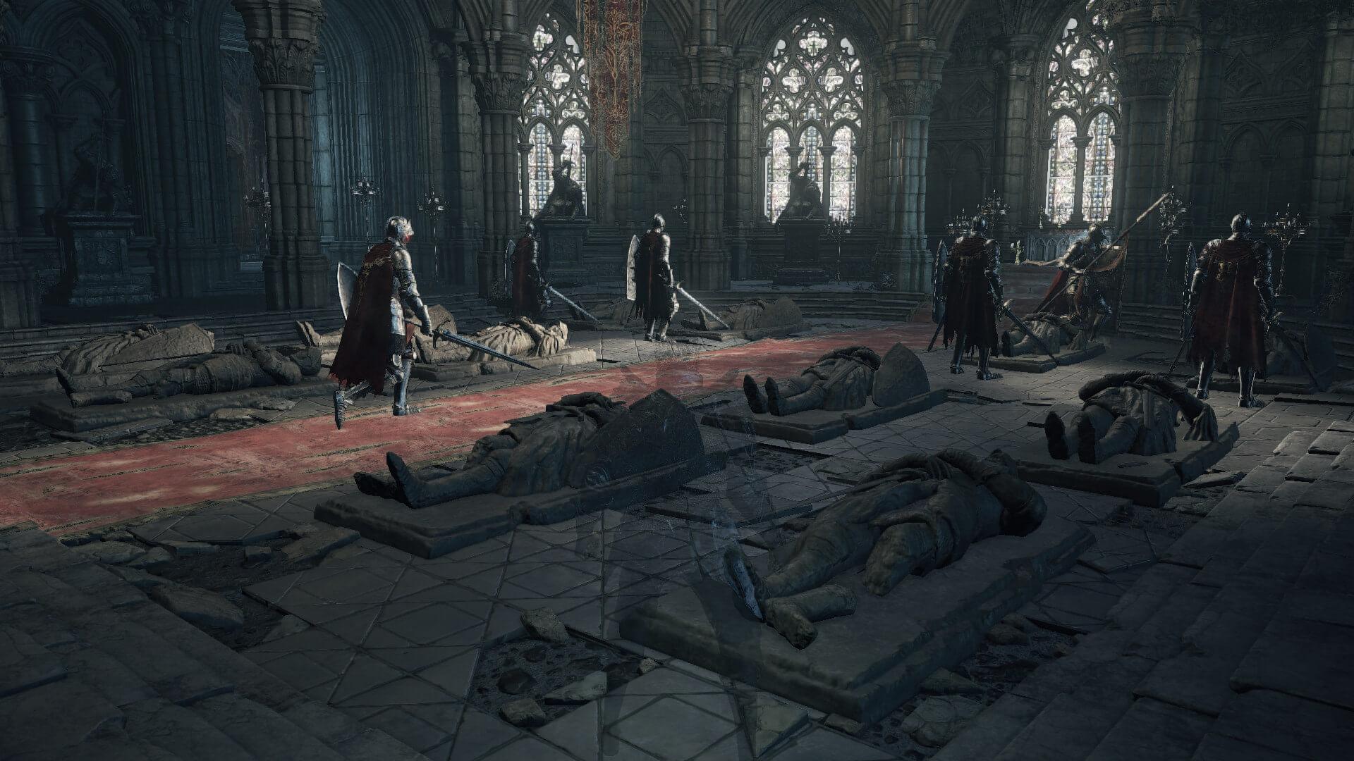 《黑暗之魂3》6GB mod发布 增加免费内容与游戏难度
