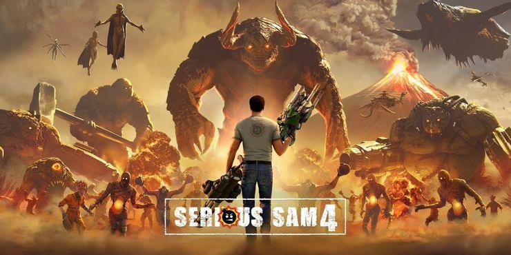《英雄萨姆4》官方Mod工具发布 让游戏更加有趣