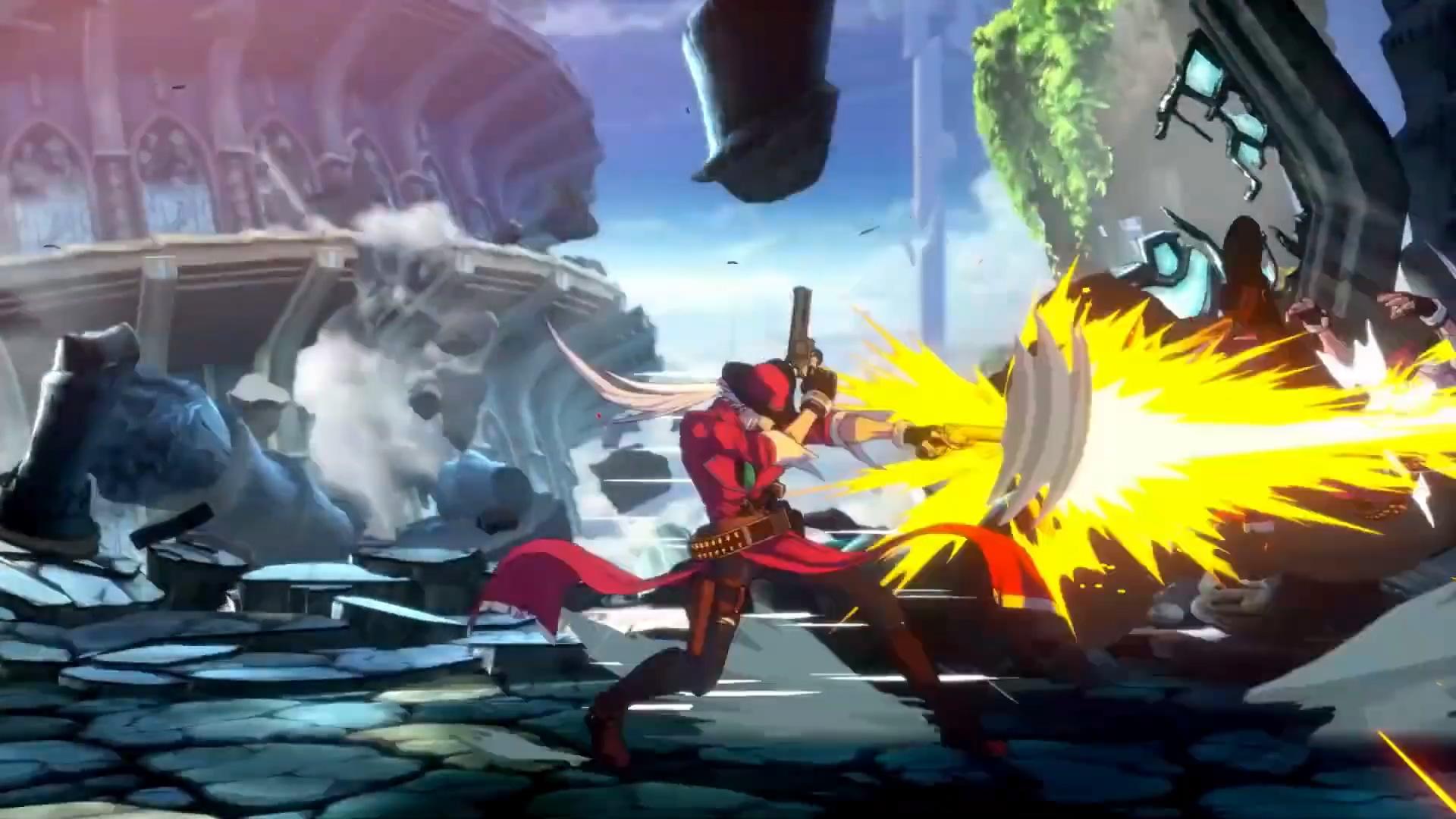 DNF格斗游戏《地下城与勇士:决斗》公布 龙珠战士Z开发商打造