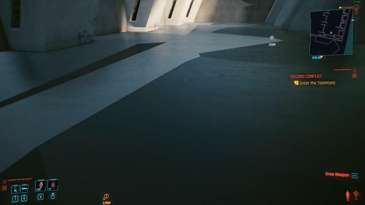 《赛博朋克2077》列车功能可能做了 但可能因为时间问题而被放弃