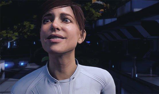 EA新专利暗示将极大地改善未来游戏的面部表情