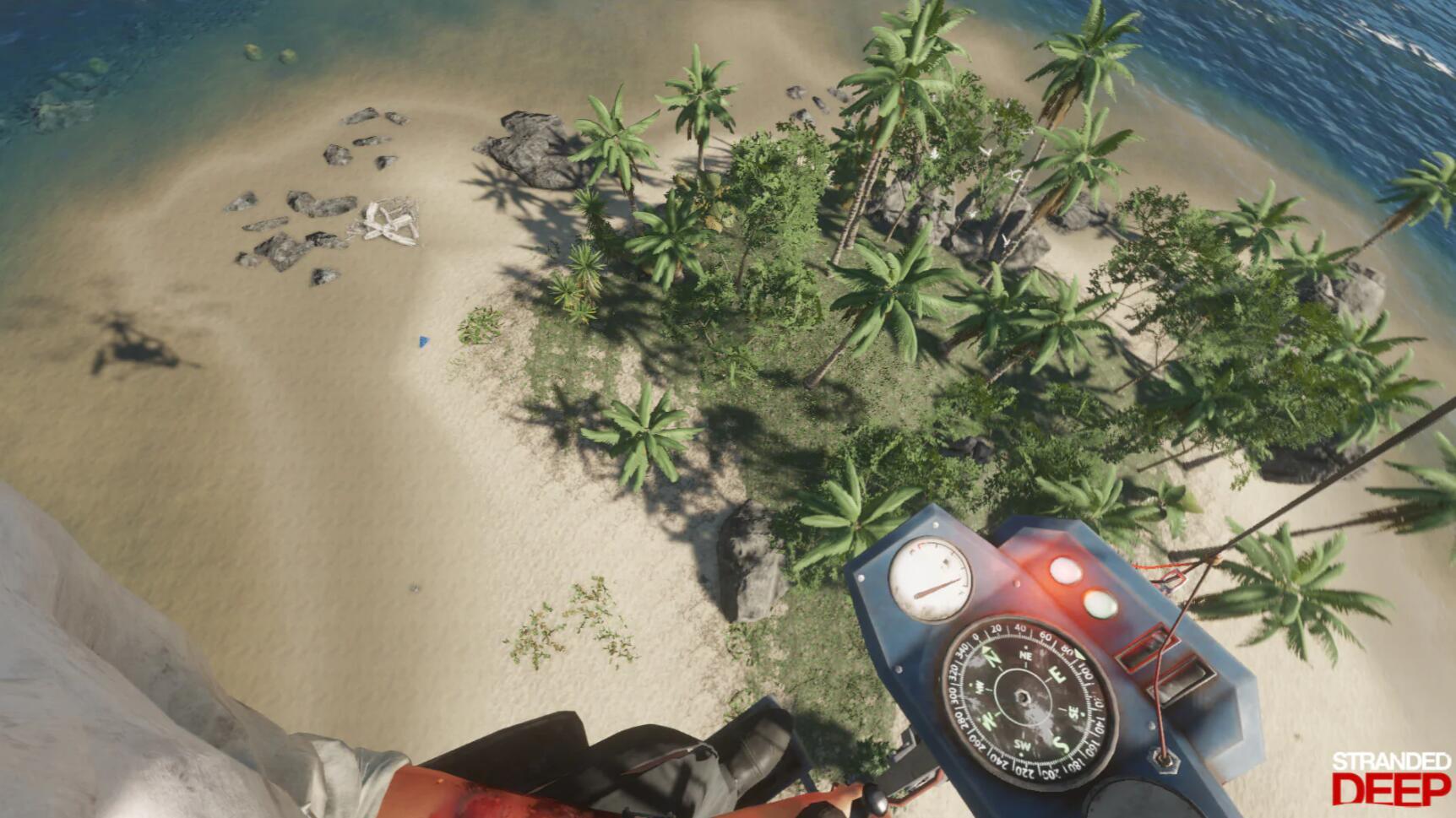 Epic每日喜加一更新 免费领取《荒岛求生》